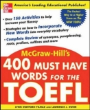 400 Must-Have Words  for the TOEFL®