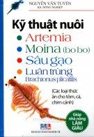 Kỹ Thuật Nuôi Artemia, Moina (Bo Bo), Sâu Gạo, Luân Trùng (Brachionus Plicatilis)