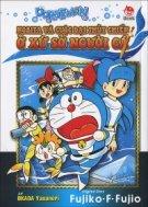 Nobita và cuộc đại thủy chiến ở xứ sở người cá